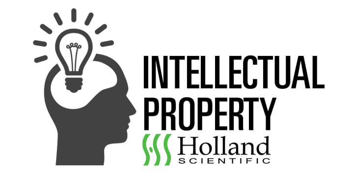Intellectual Property Logo - Holland Scientific