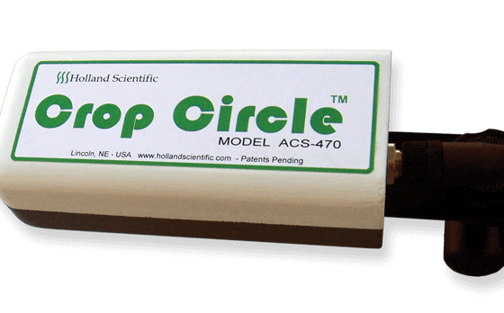 Holland Scientific Crop Circle acs-470