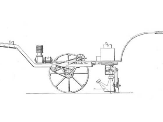 antique optical sensor